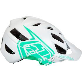 Troy Lee Designs A1 Drone Helmet white/aqua